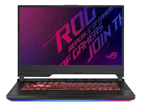 ASUS ROG STRIX3-G-G531GU-AL257T PC Portable Gaming 15.6'' (Intel Core i7-9750H, RAM 16Go DDR4, 1To PCIE SSD, Optimus NVIDIA GeForce GTX 1660Ti 6Go, Windows 10) Clavier AZERTY Français