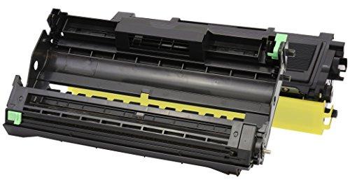 Toner experte® toner + tamburo compatibili per brother tn2000 dr2000 hl-2030 2032 2040 2050 2070 2070n dcp-7010 7010l 7020 7025 fax-2820 2825 2920 mfc-7220 7225 7420 7820 7820n