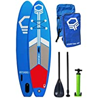 """Offshore Paddle - 10'6"""" Adventure Board II (Stand Up Paddle Board, SUP, Inflatable)"""