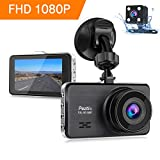 Dash Cams For Cars Front and Rear Full HD 1080P Car Camera, Dual
