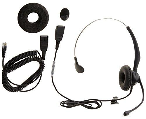 Yealink yhs33-Auricular monoaural micrófono Noice