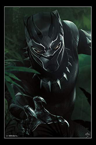 Black Panther - T'Challa Poster Print 55