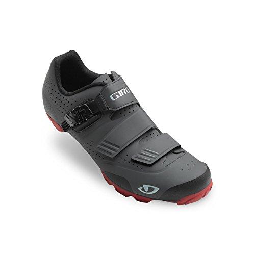 Giro Privateer R turchese 2018Bike scarpe dark shadow/dark red