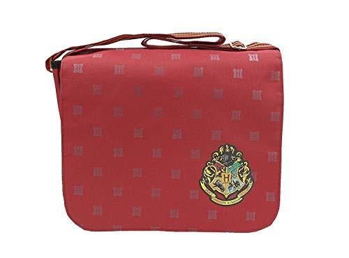 Crest Messenger (Offizielle lizenzierte Harry Potter Hogwarts Crest Messenger Bag)