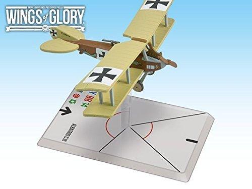 Wings of Glory WWI Albatros C.III (Bohme/Ladermacher)