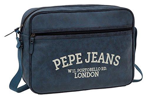Imagen de pepe jeans graves  escolar, 11.78 litros, color azul
