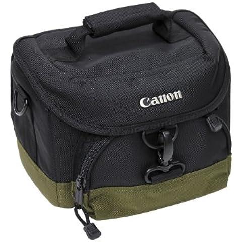 Canon 100EG - Bolsa para cámaras SLR (1 cuerpo, 2 o 3 objetivos y accesorios)