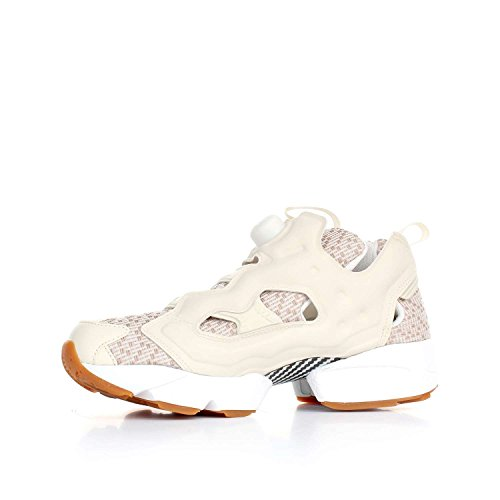 Reebok , Damen Sneaker Bianco