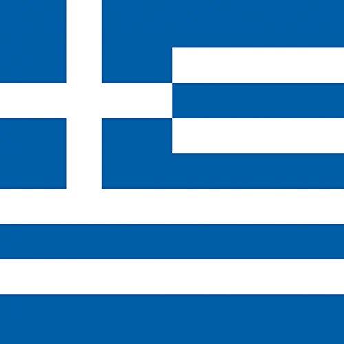 Apple iPhone 5s Housse Étui Protection Coque Grèce Drapeau Grèce Étui en cuir bleu marine