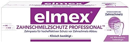 elmex Zahnschmelzschutz Professional Zahnpasta, 3er Pack (3 x 75 ml)