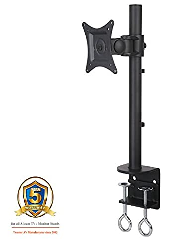 AM10SG Single LCD Monitor Desk Mount Bracket for 15