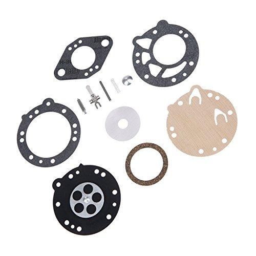2 pcs Carburateur Rebuild kit pour Stihl 08 070 090 TS350 TS360 Zama Rb-42 Carb
