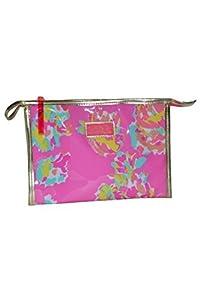 Estee Lauder Pink Flower Make-Up Bag