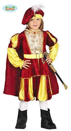 Disfraz de Príncipe del Renacimiento para niño