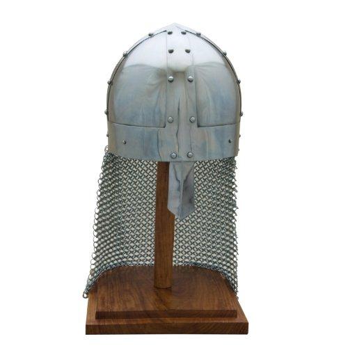 Preisvergleich Produktbild Spangen-Helm m.Kettenschutz, Wikinger