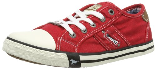 Mustang 1099302 0, Baskets mode femme Rouge (5 Rot)