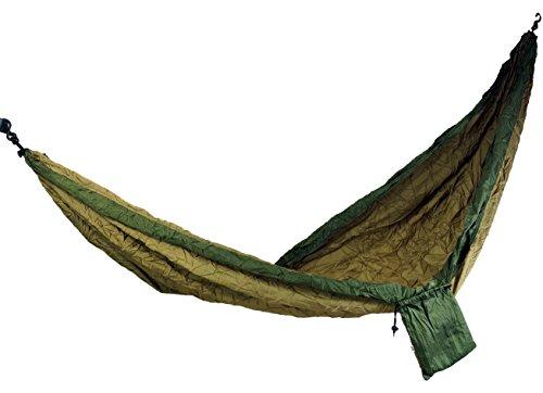 Guru-Shop Reisehängematten aus Fallschirmstoff, 260x120 cm, Hängematten & Schaukeln
