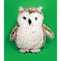 Premier Collection Plush Soft Toy Barn Owl. 20cm.
