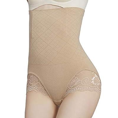 SURE YOU LIKE High Waist Shapewear Tummy Control Body Shaper Corset Slimming Panties Sexy Lace Underwear