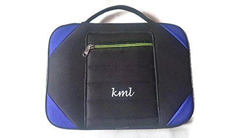 Kmltail Laptop Bag with Handle for Lenovo Ideapad Flex 10 (59-403045) Netbook - Blue  available at amazon for Rs.499