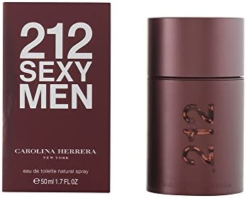 Carolina Herrera 212 SEXY MEN edt vaporizador 50 ml