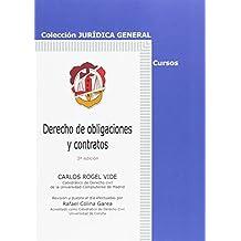 Derecho de obligaciones y contratos (Jurídica General-Cursos)