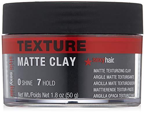 sexyhair Style Sexy Hair Matte Clay, 1er Pack (1 x 50 ml)