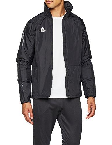 adidas Herren Condivo 18 Übergangsjacke, Black/White, - Regenjacke Schwarz Adidas
