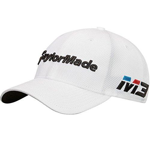 TaylorMade Tm18 39 Thirty, Casquette de Baseball Homme, Blanc (Blanco N6531117), Medium (Taille Fabricant: M/L)