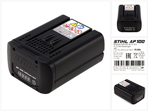 Preisvergleich Produktbild Stihl AP 100 36 V 2,1 Ah Akku