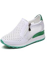 Chaussures Lico grises fille QSrSjRh