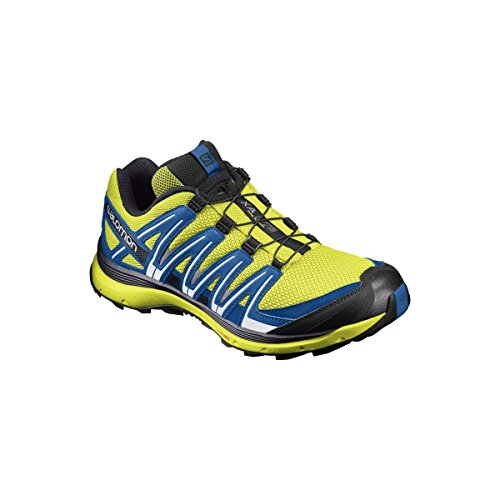 Salomon Xa Lite, Scarpe da Trail Running Uomo, Black, 48 EU Blue