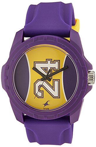 41Zfh 0f0XL - Fastrack 38018PP04 Tees Purple watch