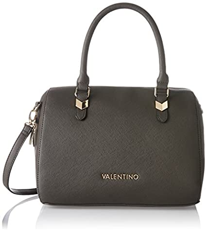 Valentino by Mario Valentino Damen Winter Lily Business Tasche, Grau (Piombo), 16.0 x 21.0 x 30.0 cm