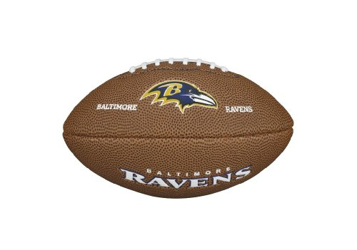 Baltimore Ravens Mini Team Logo Football