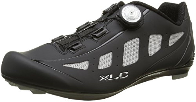 Xlc Adulto Pro Road Shoes CB R06 Gris Negro/Gris Talla:45  -