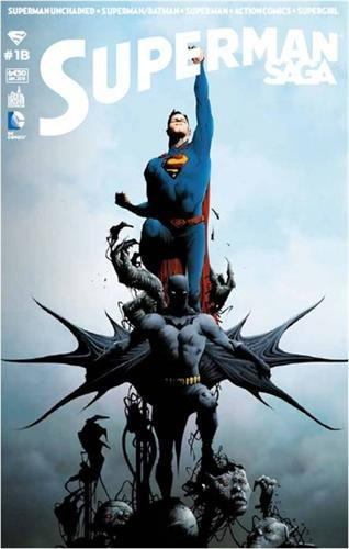 Superman Saga, nº1 par  Scott Snyder, Greg Pak, Andy Diggle, Scott Lobdell