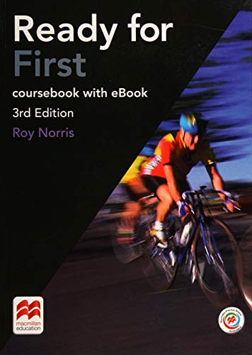 Ready For First StudentŽs Book without answer key + eBook (3rd Edition) (Ready for 3rd Edit)