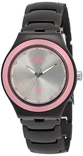 Maxima Attivo Analog Silver Dial Women's Watch - 29961CMLB image