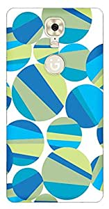 TrilMil Printed Designer Mobile Case Back Cover For Gionee M6