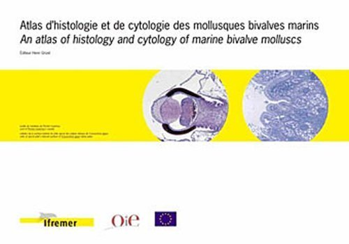 Atlas d'histologie et de cytologie des mollusques bivalves marins de Collectif (1 décembre 2004) Broché