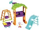 Fisher Price Dora the Explorer X3404 Playtime Together Boots' Tree House