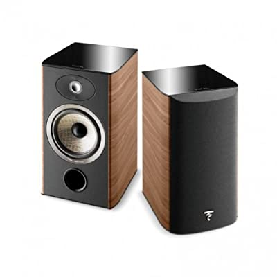 "Focal Aria 906 Walnut loudspeaker - loudspeakers (Speaker set unit, 2-way, Tabletop/bookshelf, Closed, 2.54 cm (1""), 16.5 cm (6.5"")) ai migliori prezzi su Polaris Audio Hi Fi"