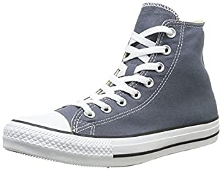 Converse Chuck Taylor All Star Adulte Seasonal Hi, Baskets mode mixte adulte - Gris (12 Gris), 44 EU (B00KVGW68C) | Amazon price tracker / tracking, Amazon price history charts, Amazon price watches, Amazon price drop alerts