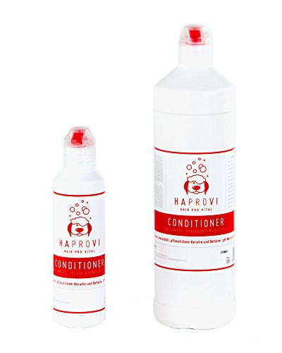 HAPROVI Conditioner für langes, pflegeintensives Fell 1000 ml - Conditioner Lassen