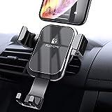 FLOVEME Handyhalter Fürs Auto, KFZ Schwerkraft Lüftungsschlitz Handyhalterung Für iPhone XS MAX/XS/XR/X/8/7/6P, Samsung S9/S8