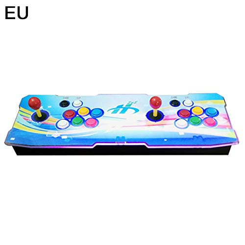 Game Controller, XS1500 Home Arcade Game Controller Dual Split PK Gaming Console VGA Interface O HDMI USB Interface für Vintage, Nostalgia, Regali, Home Entertainment