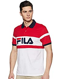 320d273338c1 Amazon.in  Fila - T-Shirts   Polos   Men  Clothing   Accessories