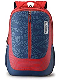 American Tourister Twing 30 Ltrs Red Casual Backpack (FD0 (0) 00 003)