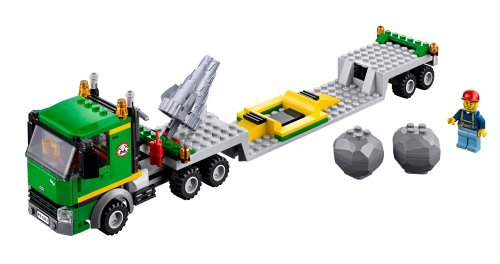 LEGO City - 4203 - Jeu de Construction - Le Transporteur